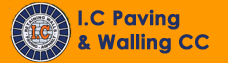 IC Paving and Walling cc I-C-Pavinglogo