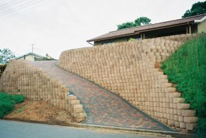 IC Paving and Walling cc wall_after-300x201